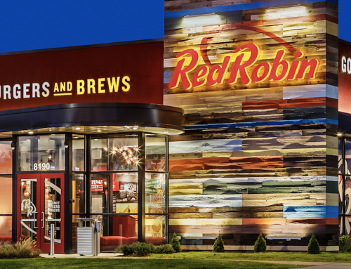 Our Work with Red Robin
